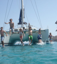 fun on sailing