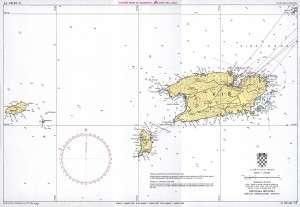 island vis nautical map