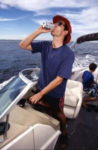 sailing and alcohol